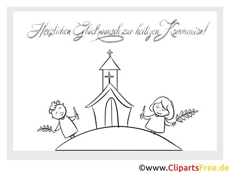 kommunion ausmalbild kinder kirche