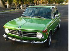 1973 BMW 2002tii German Cars For Sale Blog