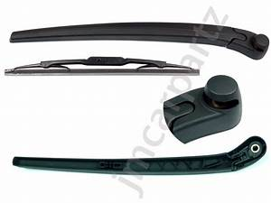 Rear Windshield Wiper Arm Replacement On A 2004 Dodge