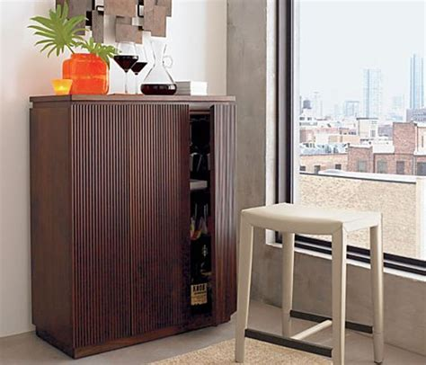 Crate And Barrel Monaco Bar Cabinet by Monaco Bar Cabinet Cool Material