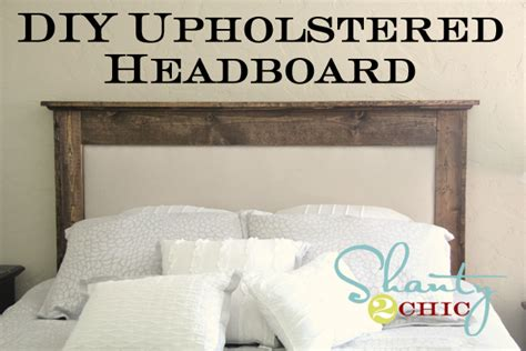 Wood Make Your Own Queen Headboard Pdf Plans