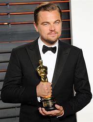 Leonardo DiCaprio Oscar Winner
