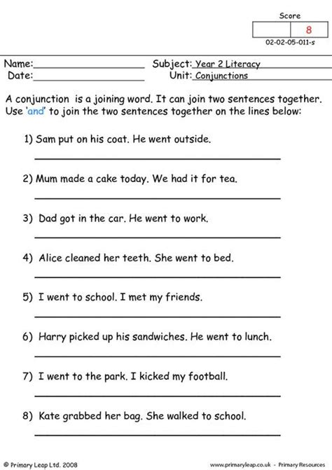 literacy full stops  question marks worksheet