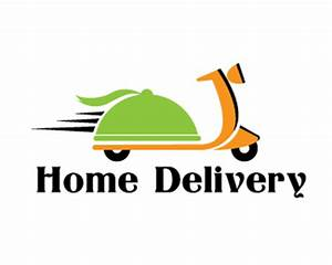 Home Delivery Designed by Anesya | BrandCrowd