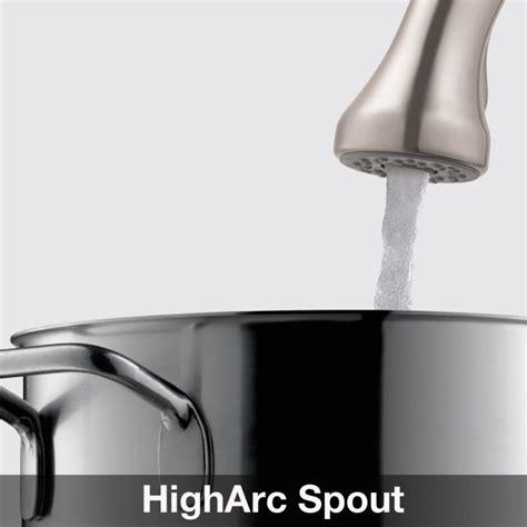 Hansgrohe Allegro E Kitchen Faucet Steel Optik by Faucet 06461860 In Steel Optik By Hansgrohe