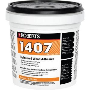 1 gal engineered wood glue adhesive 1407 1 the home depot
