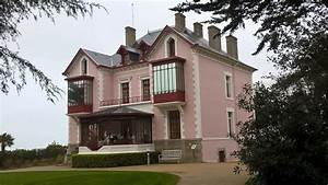 Maison Christian Dior : musee villa les rhumbs maison de christian dior youtube ~ Zukunftsfamilie.com Idées de Décoration