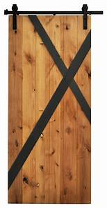 barn door wood mod x 48quotx96quot with hardware farmhouse With barn door hardware for 48 inch door
