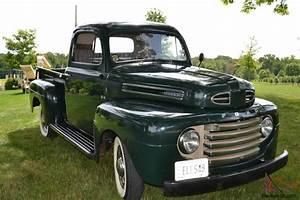 Pick Up Ford : 1948 ford f 1 pick up truck ~ Medecine-chirurgie-esthetiques.com Avis de Voitures