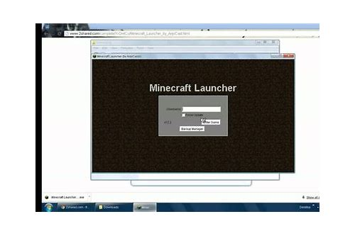 launcher minecraft 1.5 2 original herunterladen 2shared