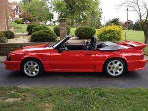 Dan Bolin U0026 39 S 1993 Mustang Gt Convertible