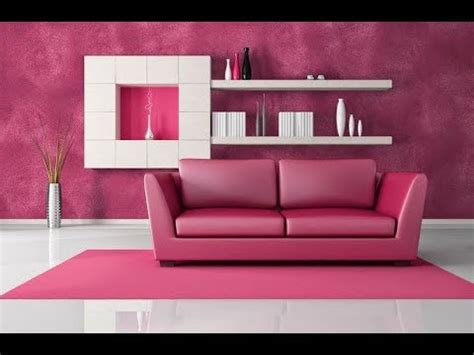 Modern Living Room Wall Paint Color Combination Ideas 2018