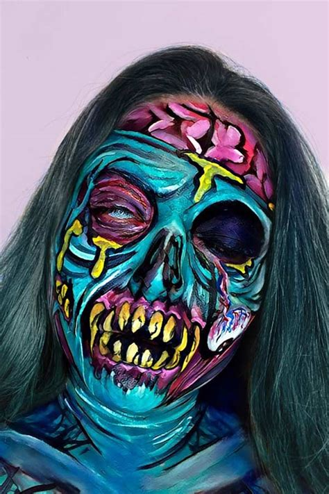 scary zombie makeup ideas  halloween stayglam