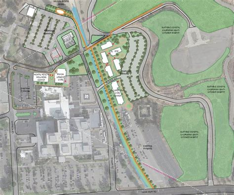 olive view ucla medical centers village project aims