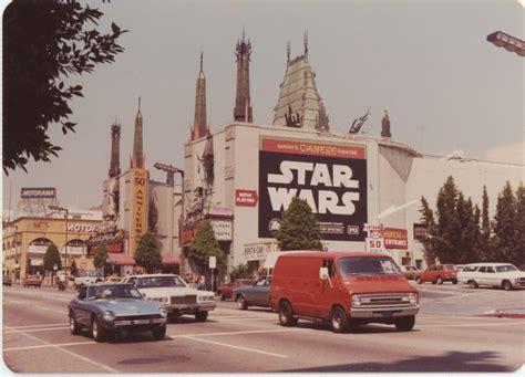 photo hollywood    star wars billboard