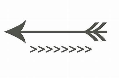 Arrows Arrow Tribal Clipart Clip Gold Clipartfest