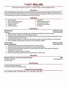 10 Computer Repair Resume Sample