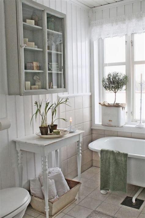 shabby chic bath 26 adorable shabby chic bathroom d 233 cor ideas shelterness