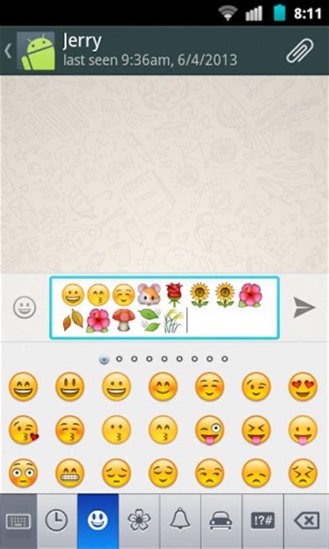 iphone emoji keyboard barley emoji keyboard pro app para android