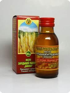 Масло зародышей пшеницы помогает от морщин