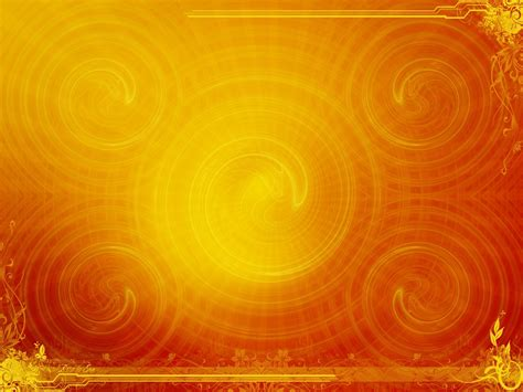 Abstract Yellow Orange Wallpaper by Abstract Yellow Orange 1600x1200 Wallpaper High