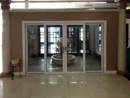 milgard vinyl 10 ft sliding patio door yelp