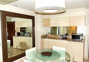 credence miroir de cuisine types inconvenients prix With credence en miroir pour cuisine