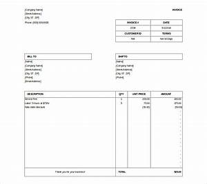 microsoft invoice template 54 free word excel pdf With microsoft invoice download