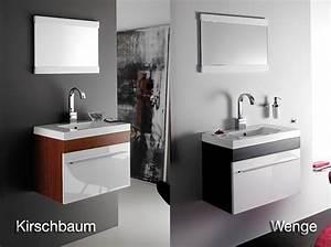 Waschbecken Gaeste Wc : badm bel g ste wc waschbecken waschtisch mit spiegel bremen wenge kirsche 60cm ebay ~ Watch28wear.com Haus und Dekorationen