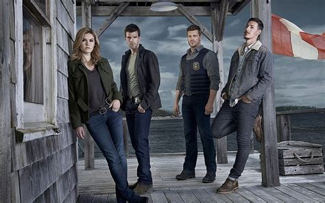 Haven Tv Series Cast Poster Wallpaper Free Desktop
