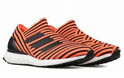 Adidas Orange Boost Nemeziz Tango Ultra Solar
