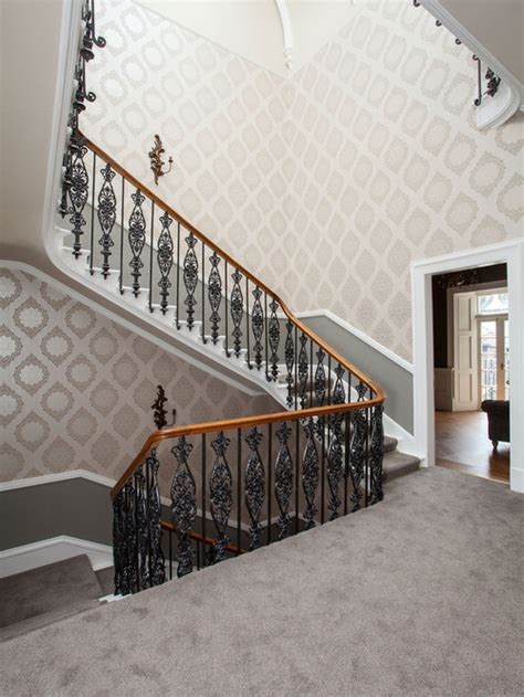 staircase wallpaper designs gallery