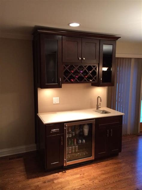 bar countertops other home bar chicago by optimum