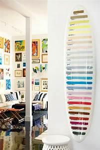 Deco Planche De Surf : d co maison surf ~ Teatrodelosmanantiales.com Idées de Décoration