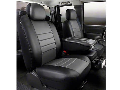 Fia F150 Custom Fit Leatherlite Front 402040 Seat Cover