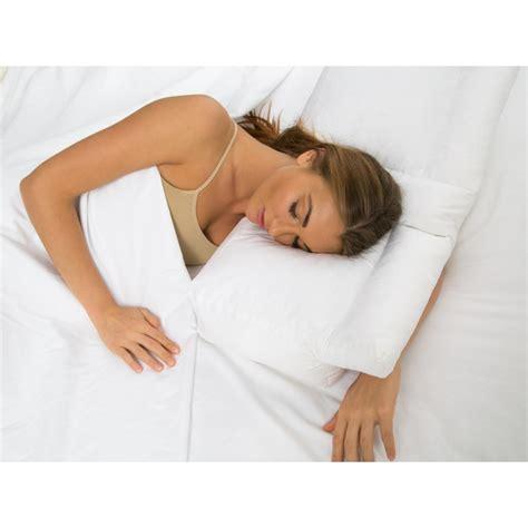 sleep better pillow better sleep pillow gel fiber pillow patented arm tunnel