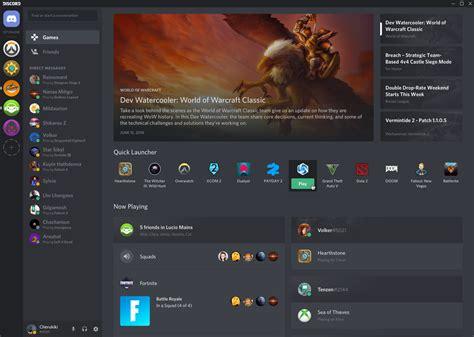 discord launches steam  games tab  steam