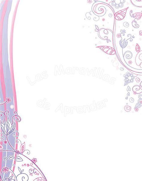 resultado de imagen para bordes decorativos para hojas de papel frases marco para imprimir