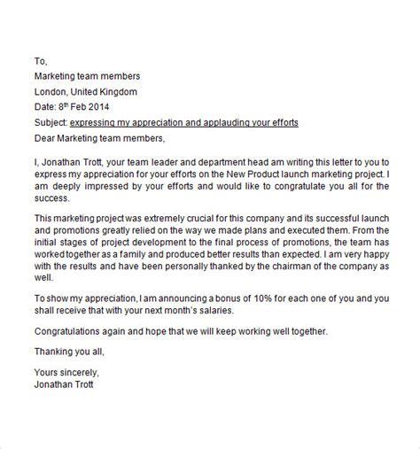 appreciation letters  apple pages google docs