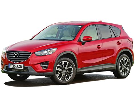 Mazda Cx5 Suv Review Carbuyer
