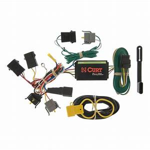 Curt 55366 Vehicle Towing Harness Adapter T