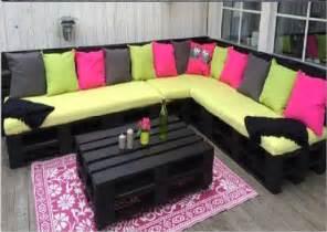Faire Salon Jardin Palettes by 3 Id 233 Es D 233 Co Recyclages Pour Votre Terrasse