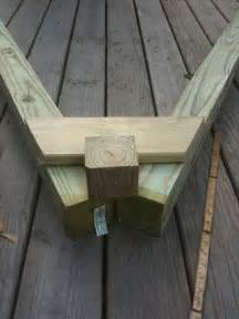 A Frame Wooden Swing Set Plans