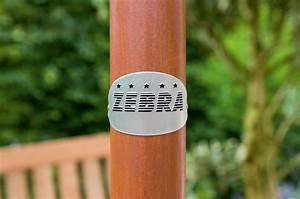 Sonnenschirm 350 Cm : zebra sonnenschirm rumba 3 5m rund holz schirm i5farb art jardin ~ Markanthonyermac.com Haus und Dekorationen