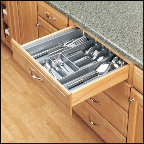rev  shelf      plastic cutlery insert