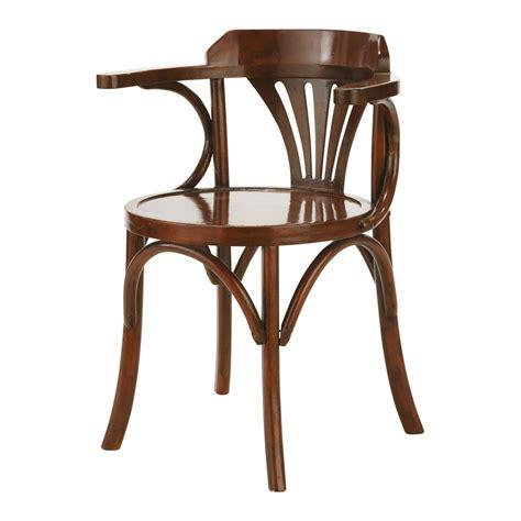 le bois de la chaise chaise bois brasserie maisons du monde