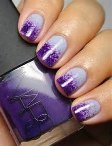 Easy purple nail designs images