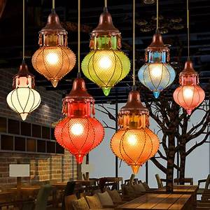 Aliexpress com : Buy Bohemian Mediterranean Colorful Glass