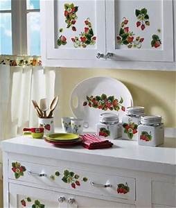 Best 25 strawberry decorations ideas on pinterest for Kitchen cabinets lowes with edible stickers for cookies