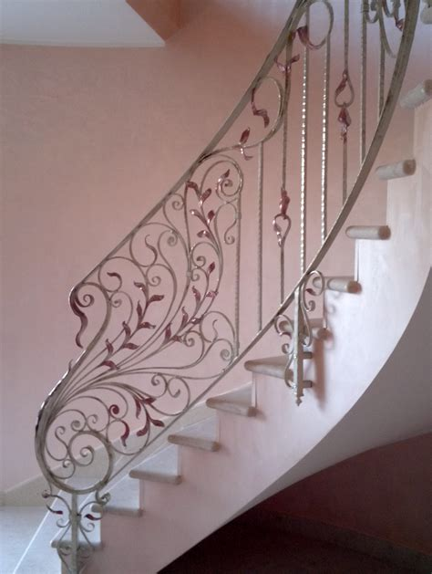 re escalier fer forge interieur res d int 233 rieur en fer escaliers en fer forg 233 garde corps pour escalier pag 2